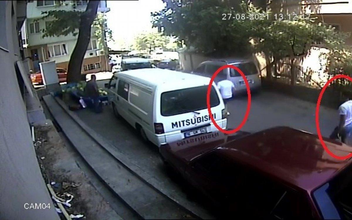 Bursa da yol verme kavgası: 2 yaralı  #1