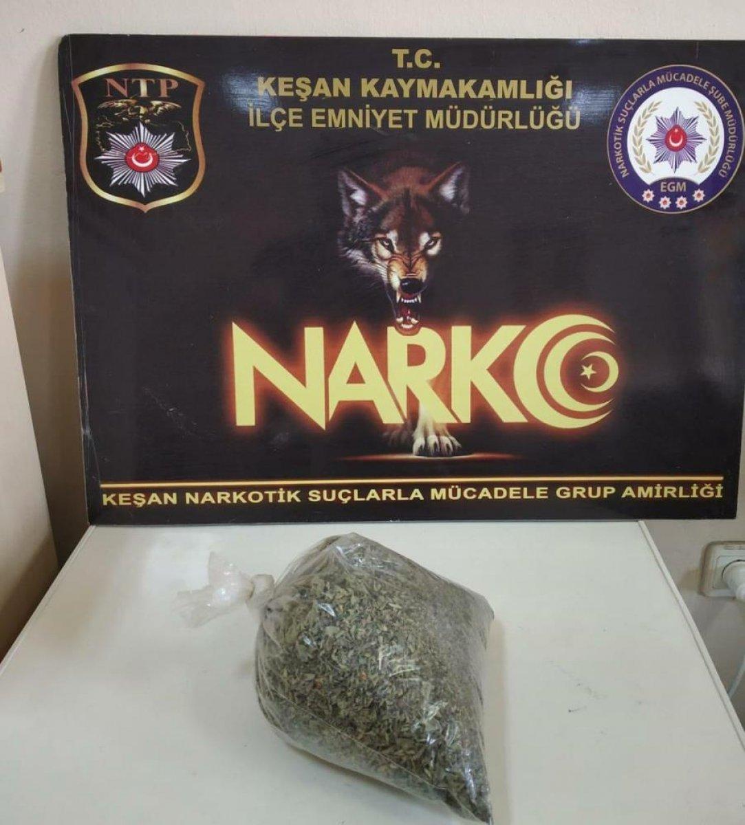 Edirne de uyuşturucu ve sahte alkol operasyonu: 1 tutuklama  #2
