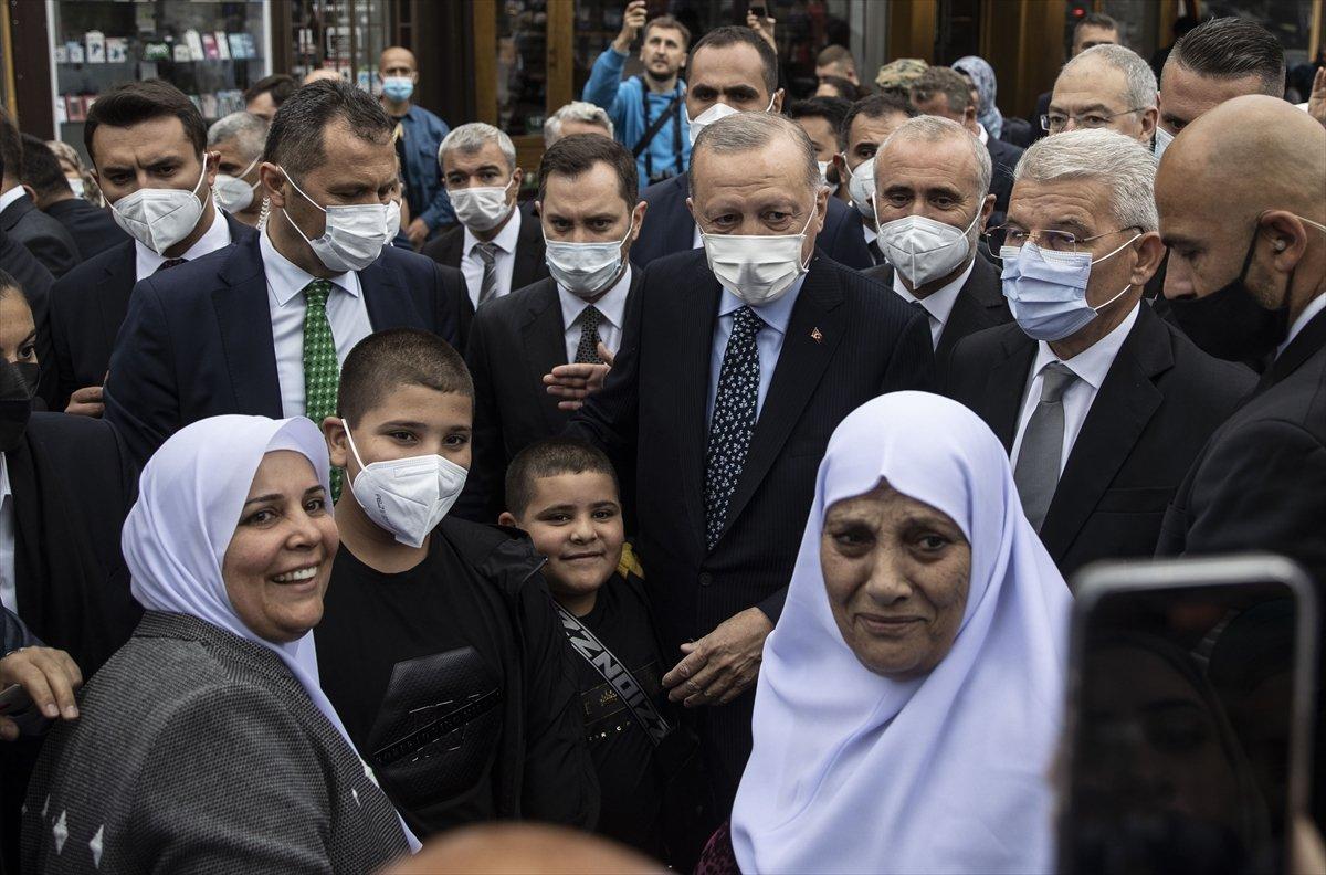 Cumhurbaşkanı Erdoğan ın ziyareti Bosnalıları mutlu etti #3