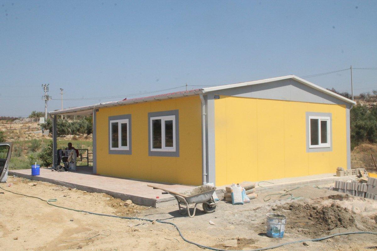 Demet Akalın'ın söz verdiği evin yapımı tamamlandı #2