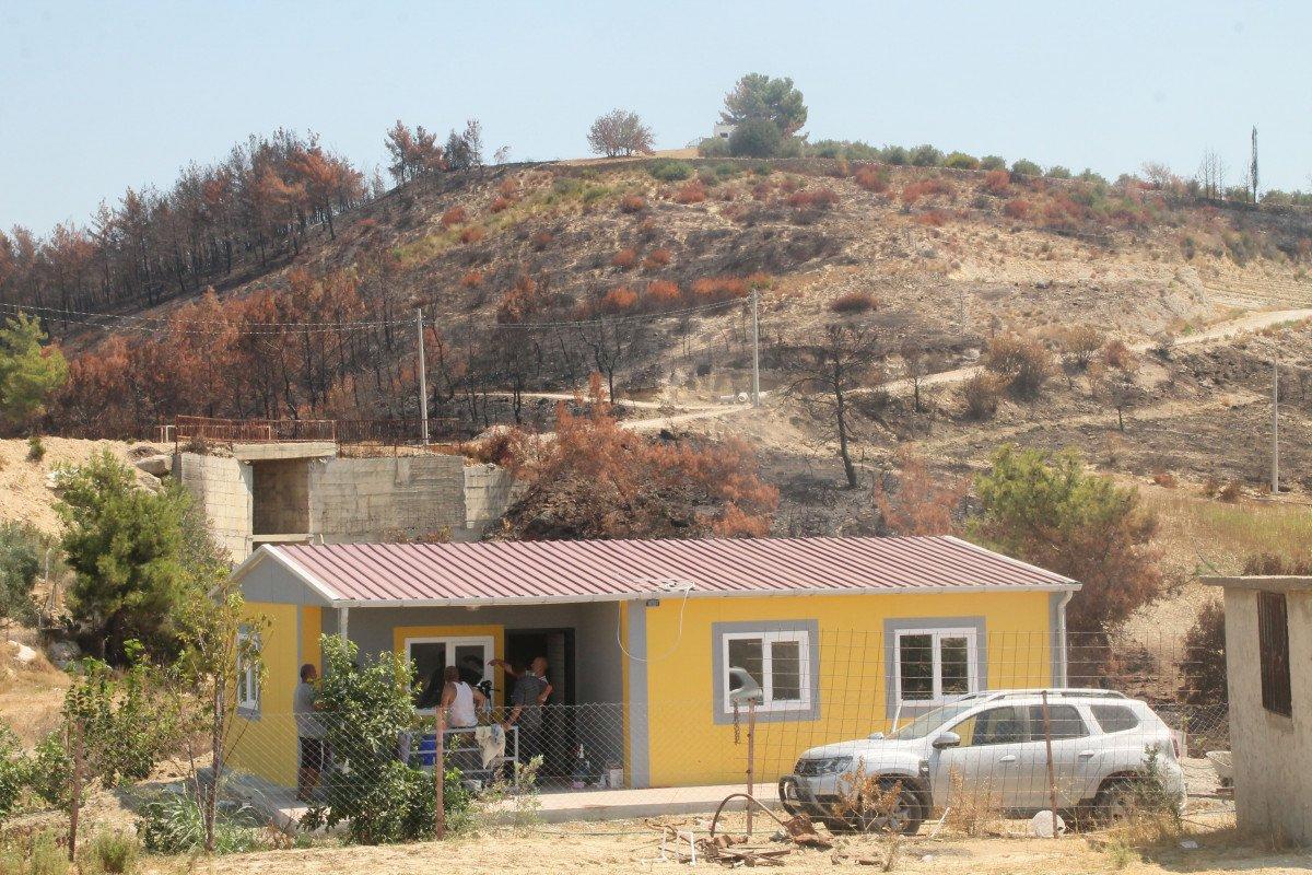 Demet Akalın'ın söz verdiği evin yapımı tamamlandı #1
