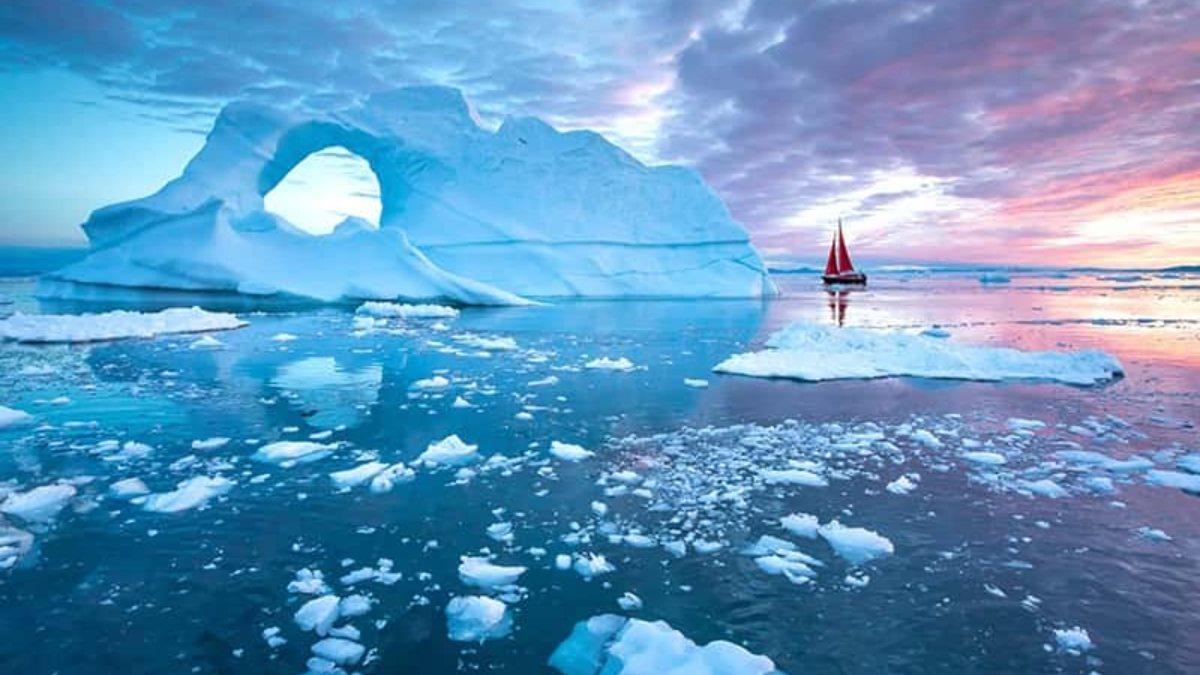 Grönland'daki buz tabakası, sanılandan daha hızlı eriyor