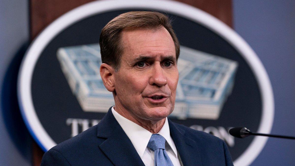 Pentagon Sözcüsü John Kirby: 50 bin Afgan alacağız #1