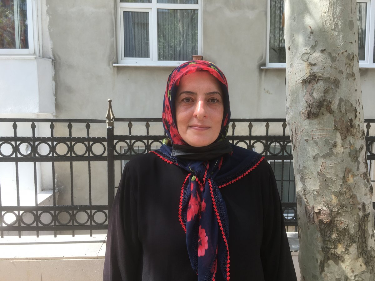 Kastamonu da Murat Kurum a sarılıp ağlayan kadın, duygularını anlattı #4