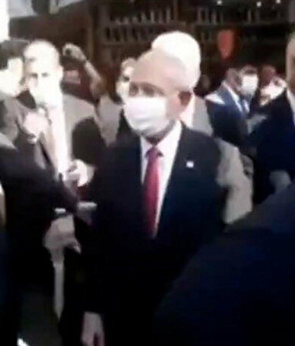 Meral Akşener den çocuğunu Kılıçdaroğlu ndan uzaklaştıran kadına tepki #2