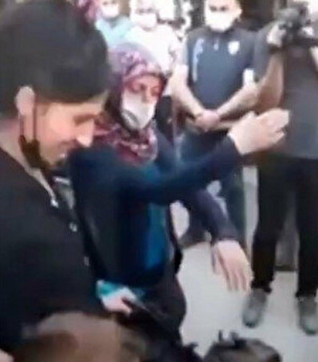 Meral Akşener den çocuğunu Kılıçdaroğlu ndan uzaklaştıran kadına tepki #3