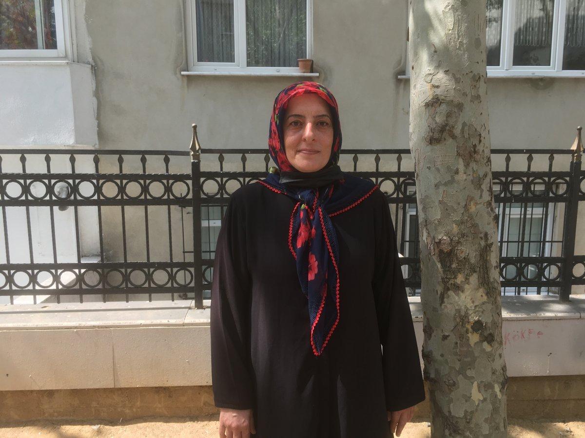 Kastamonu da Murat Kurum a sarılıp ağlayan kadın, duygularını anlattı #5