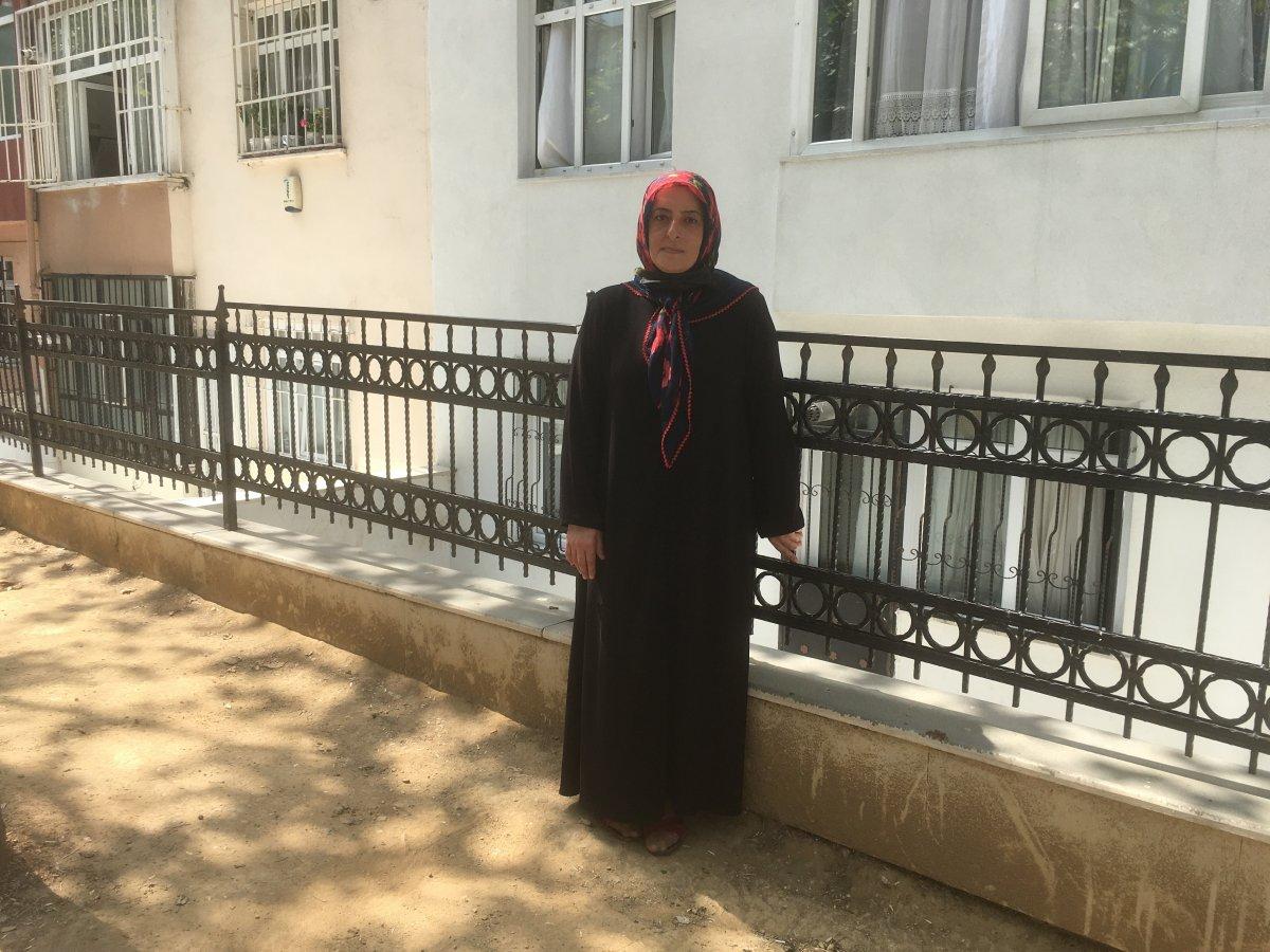 Kastamonu da Murat Kurum a sarılıp ağlayan kadın, duygularını anlattı #2