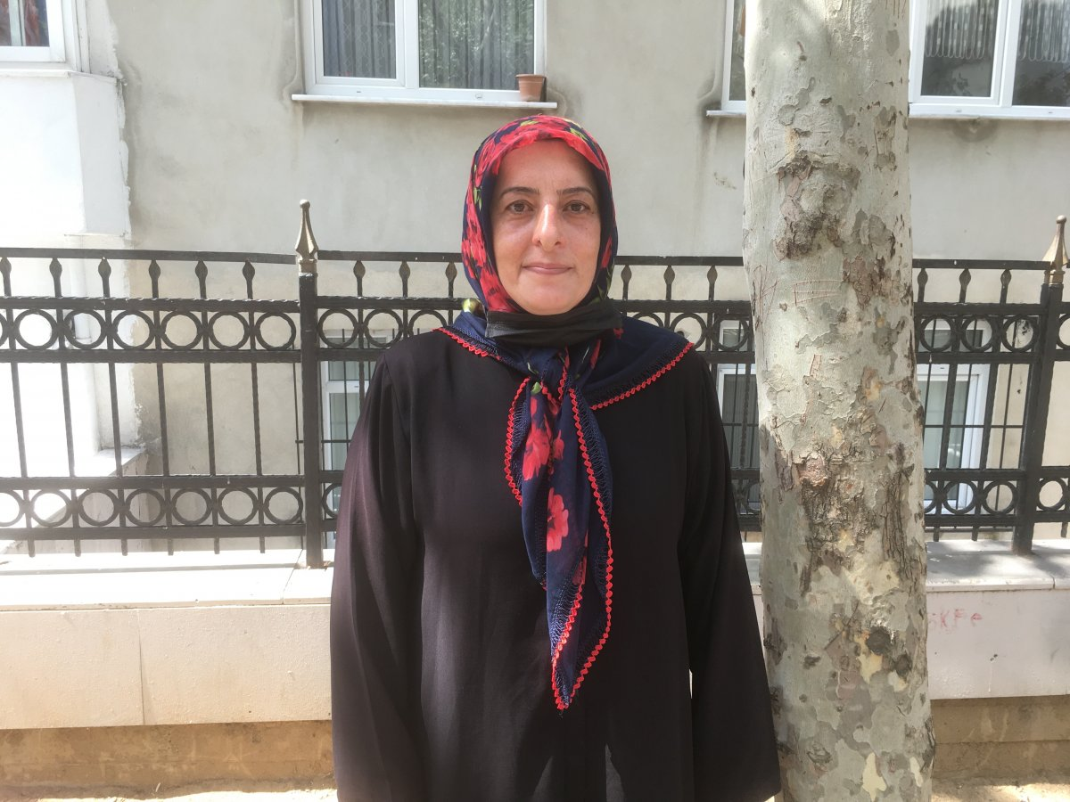 Kastamonu da Murat Kurum a sarılıp ağlayan kadın, duygularını anlattı #3