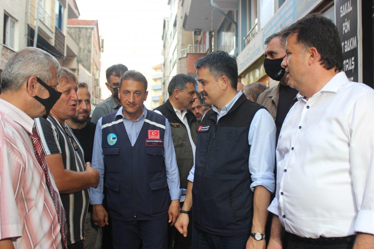 Tarım ve Orman Bakanı Bekir Pakdemirli Türkeli de #4