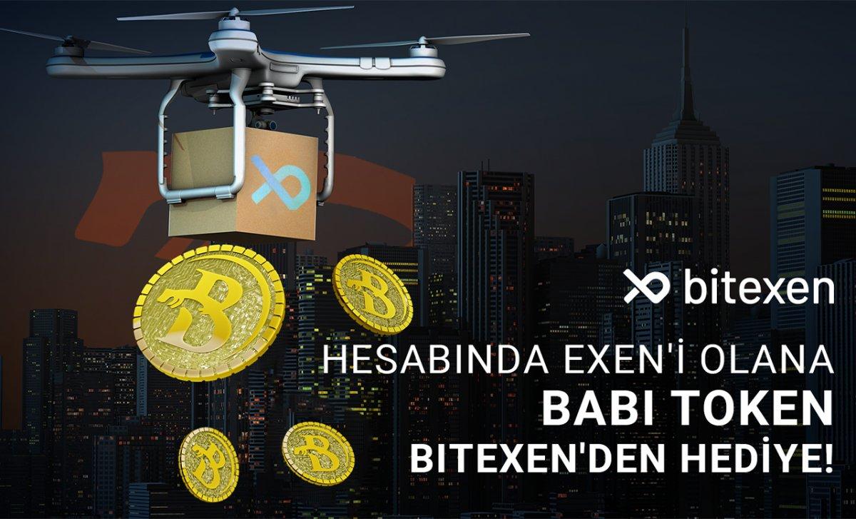 Bitexen, Exen Sahiplerine Rekor Seviyede Babı Token Dağıtıyor #1