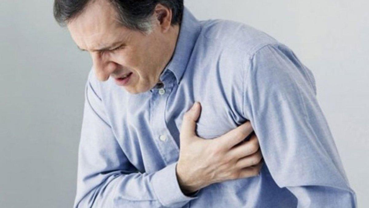 Susuzluk, kalp krizi riskini artırıyor #2