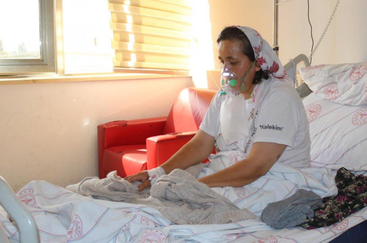 Van da aşı yaptırmayan aile yoğun bakımda tedavi görüyor #2