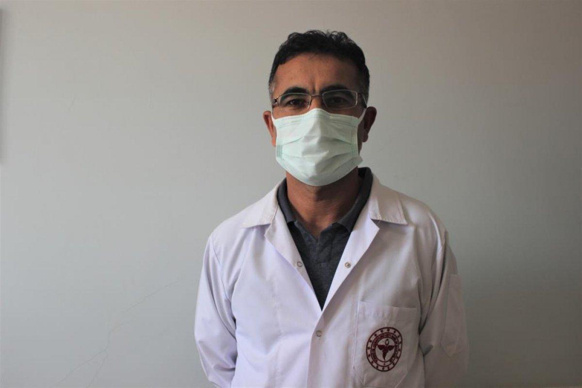 Van da aşı yaptırmayan aile yoğun bakımda tedavi görüyor #4