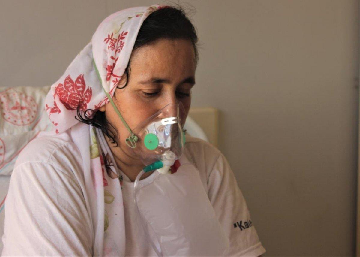 Van da aşı yaptırmayan aile yoğun bakımda tedavi görüyor #1