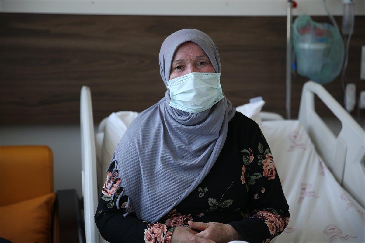 Giresun da aşı olacağı gün koronavirüs teşhisi konulan kadın: Pişmanım #1