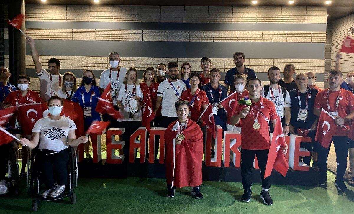 Paralimpik müsabakalarında madalya sayımız 25 e yükseldi #2