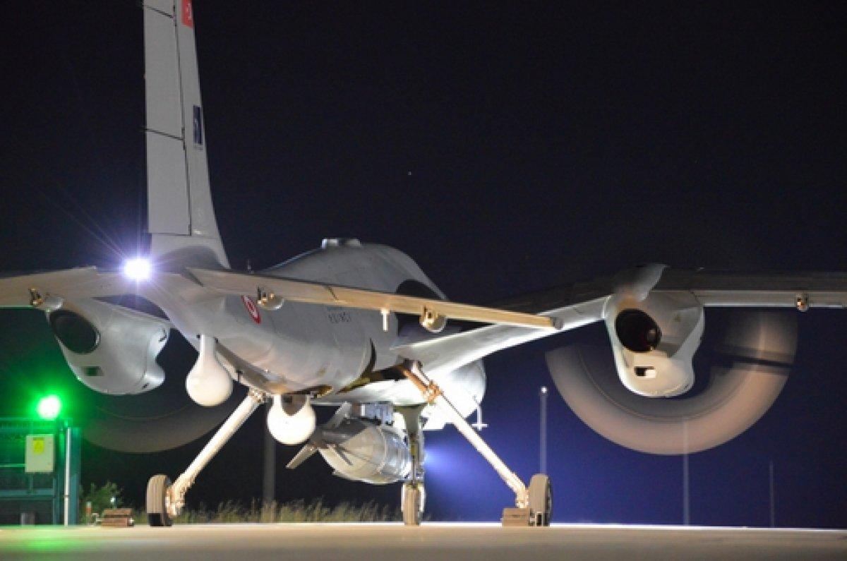 Türk Silahlı Kuvvetleri hava araçlarına Bayraktar AKINCI TİHA da ekleniyor #3