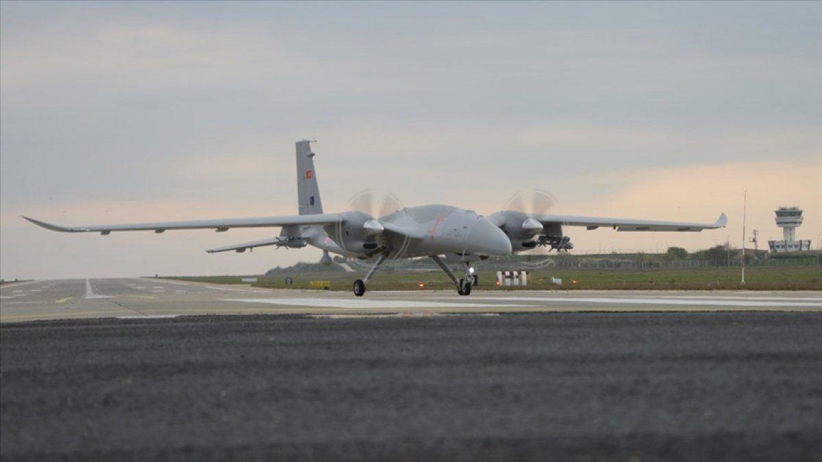 Türk Silahlı Kuvvetleri hava araçlarına Bayraktar AKINCI TİHA da ekleniyor #5