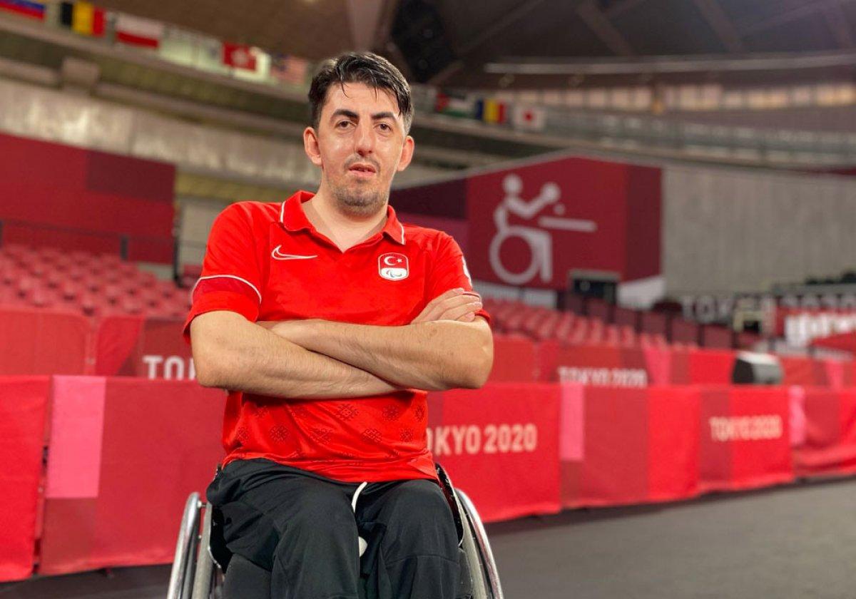 Tokyo Paralimpik Oyunları nda Abdullah Öztürk finalde #1