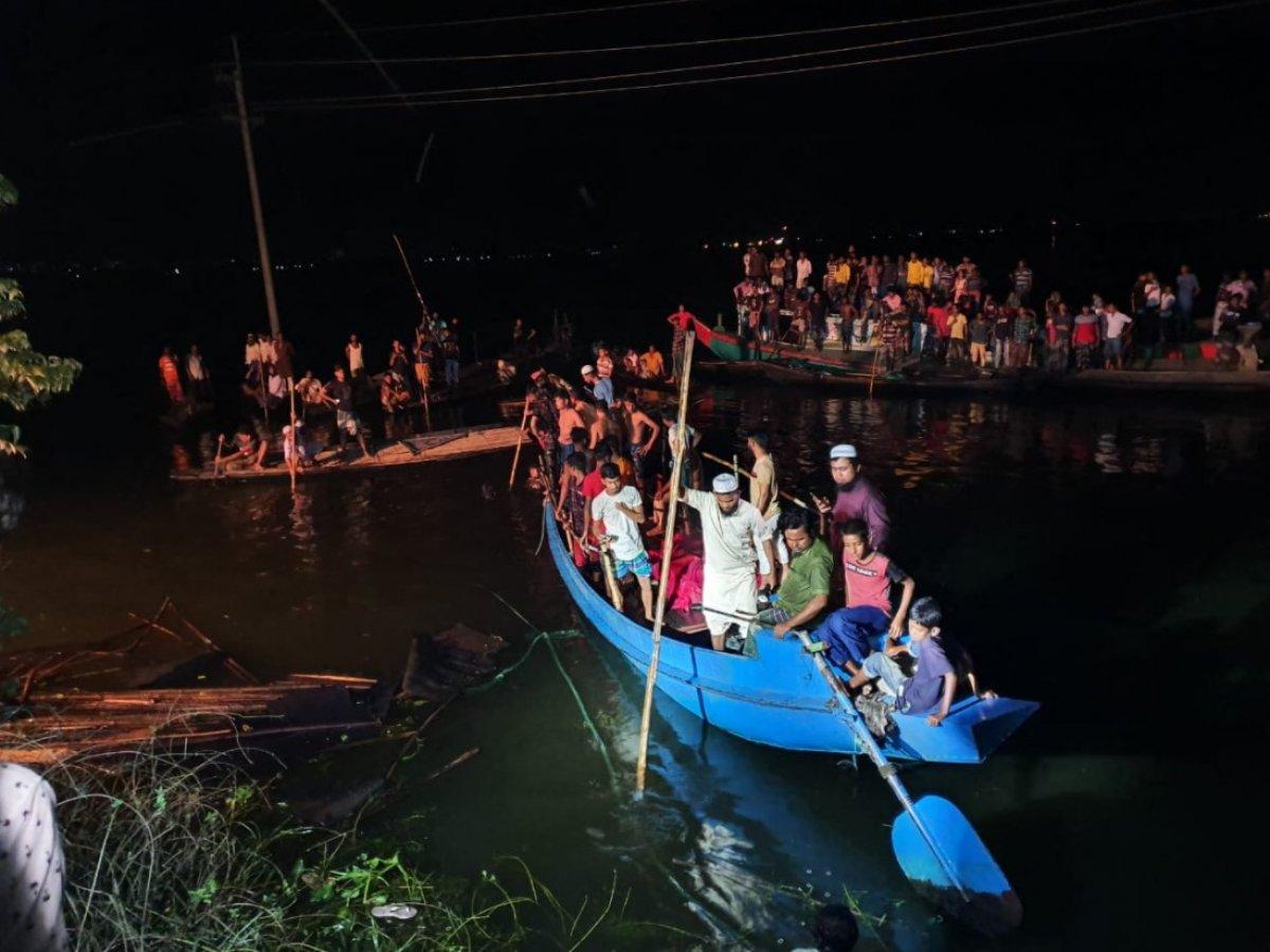 Bangladeş te gemi kazası: 21 ölü #3