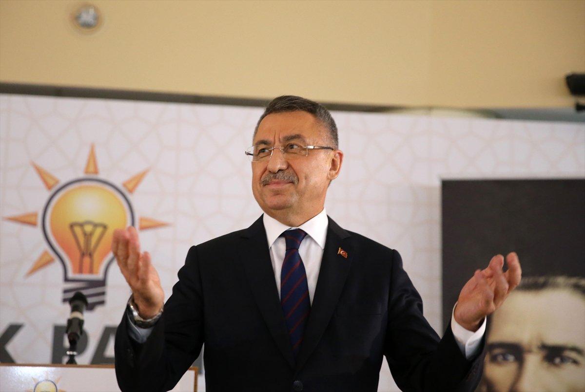 Fuat Oktay: Türkiye terörizm ile daima mücadele etmiştir #2