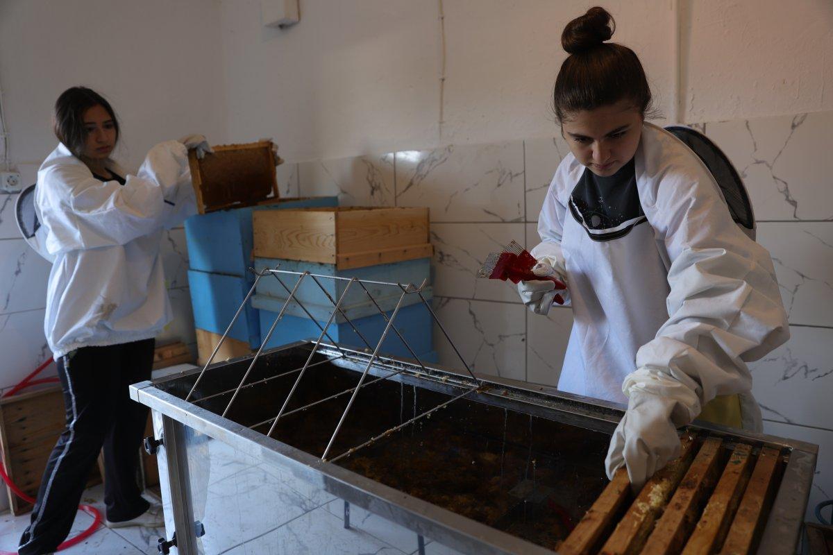 Ardahan'da kuraklık bal üretimini vurdu #1