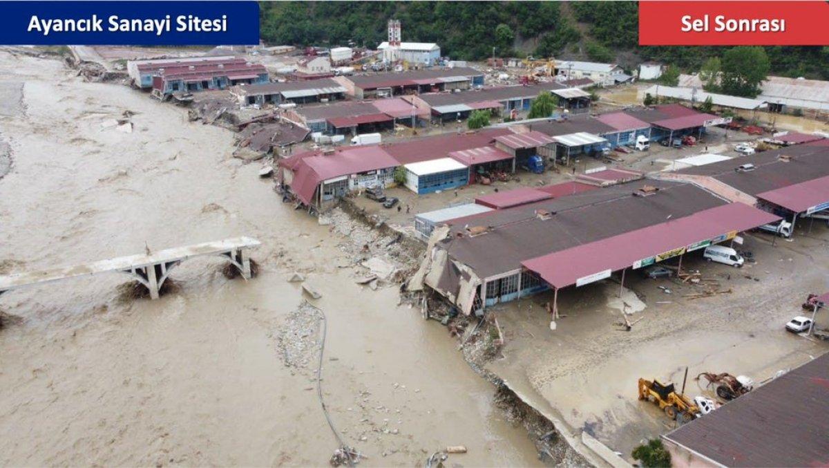 Murat Kurum: Sel mağdurları yeni evlerine en kısa sürede yerleştirilecek #11