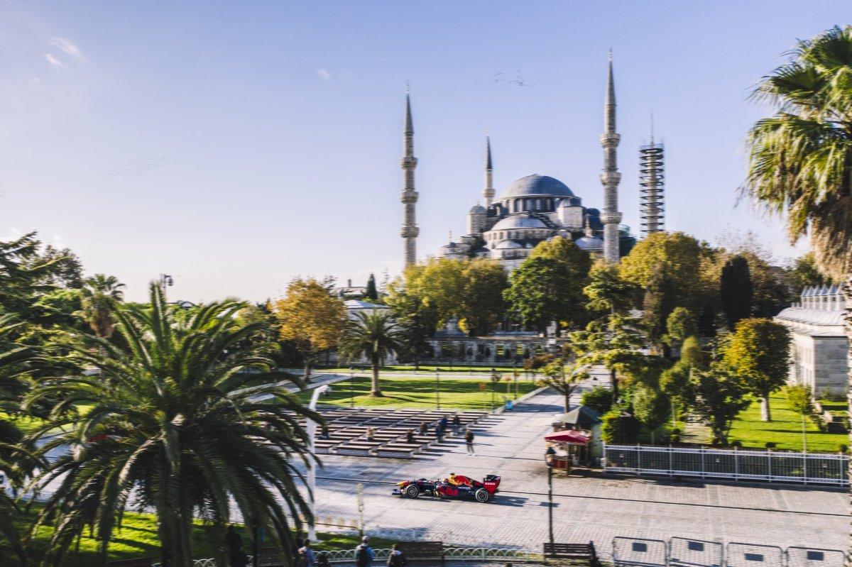 Formula 1 İstanbul Grand Prix inin tarihi değişti #2