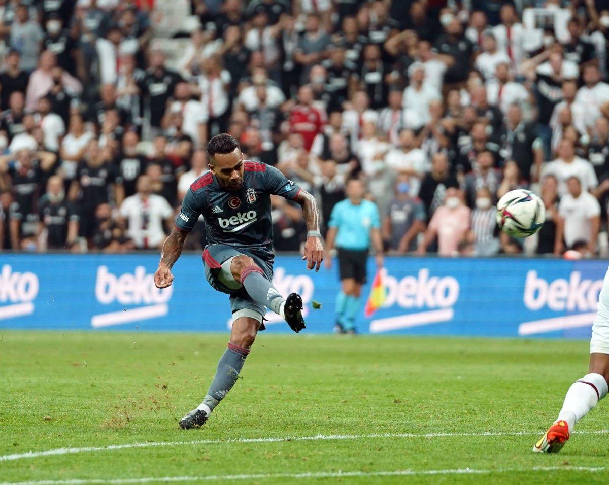 Beşiktaş, Fatih Karagümrük ü mağlup etti #2