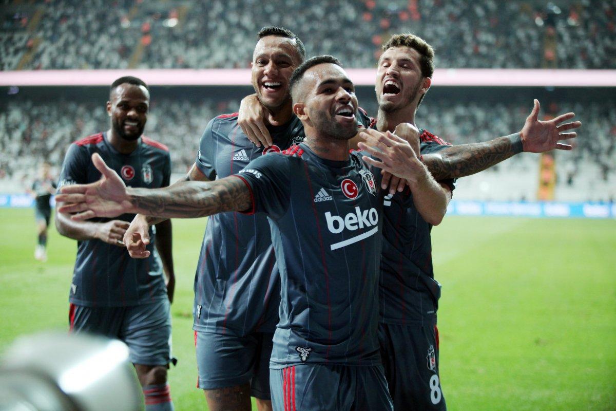 Beşiktaş, Fatih Karagümrük ü mağlup etti #4