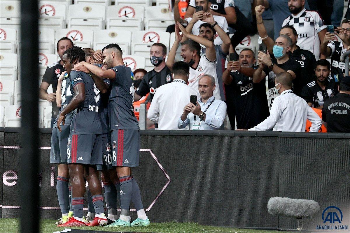 Beşiktaş, Fatih Karagümrük ü mağlup etti #3