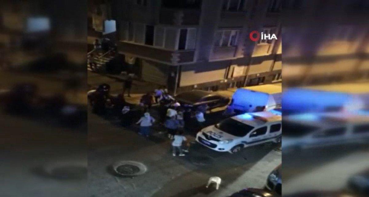 Sultangazi de yüksek sesle eğlence yapan şahıslar polise saldırdı #2