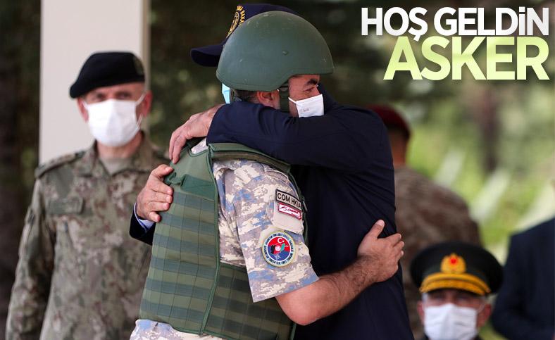 Hulusi Akar: Mehmetçik, Afganistan'da görevlerini başarıyla icra etti