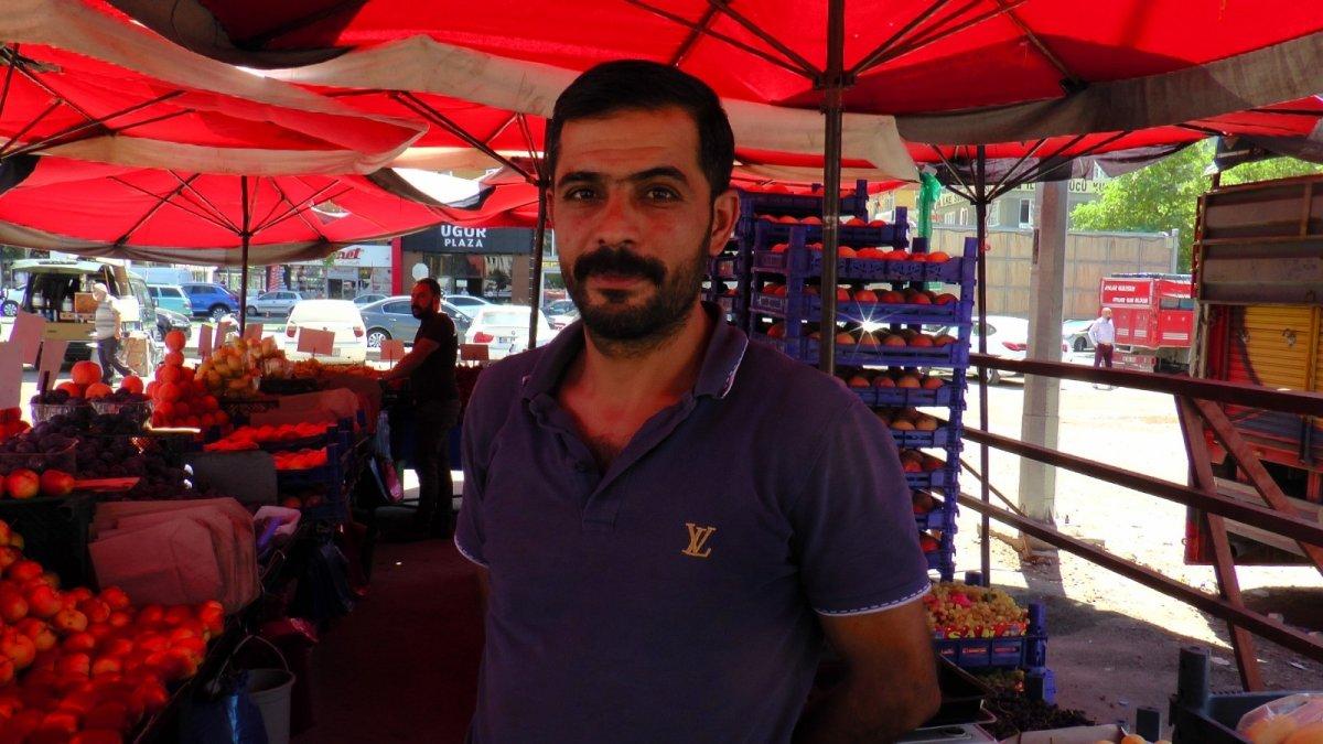Kayseri de incir satıcıları seyyar satıcılardan yana dertli #3