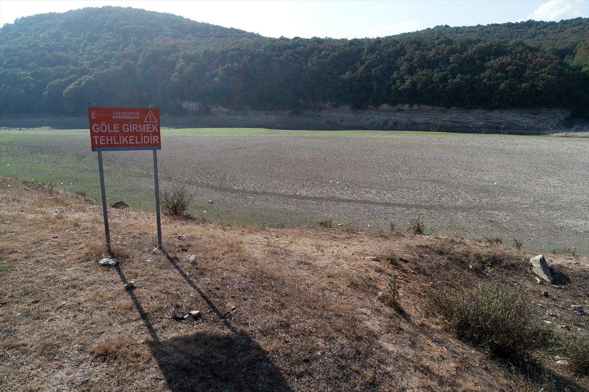 İstanbul a su sağlayan barajların seviyesi yüzde 58,83 e geriledi #4