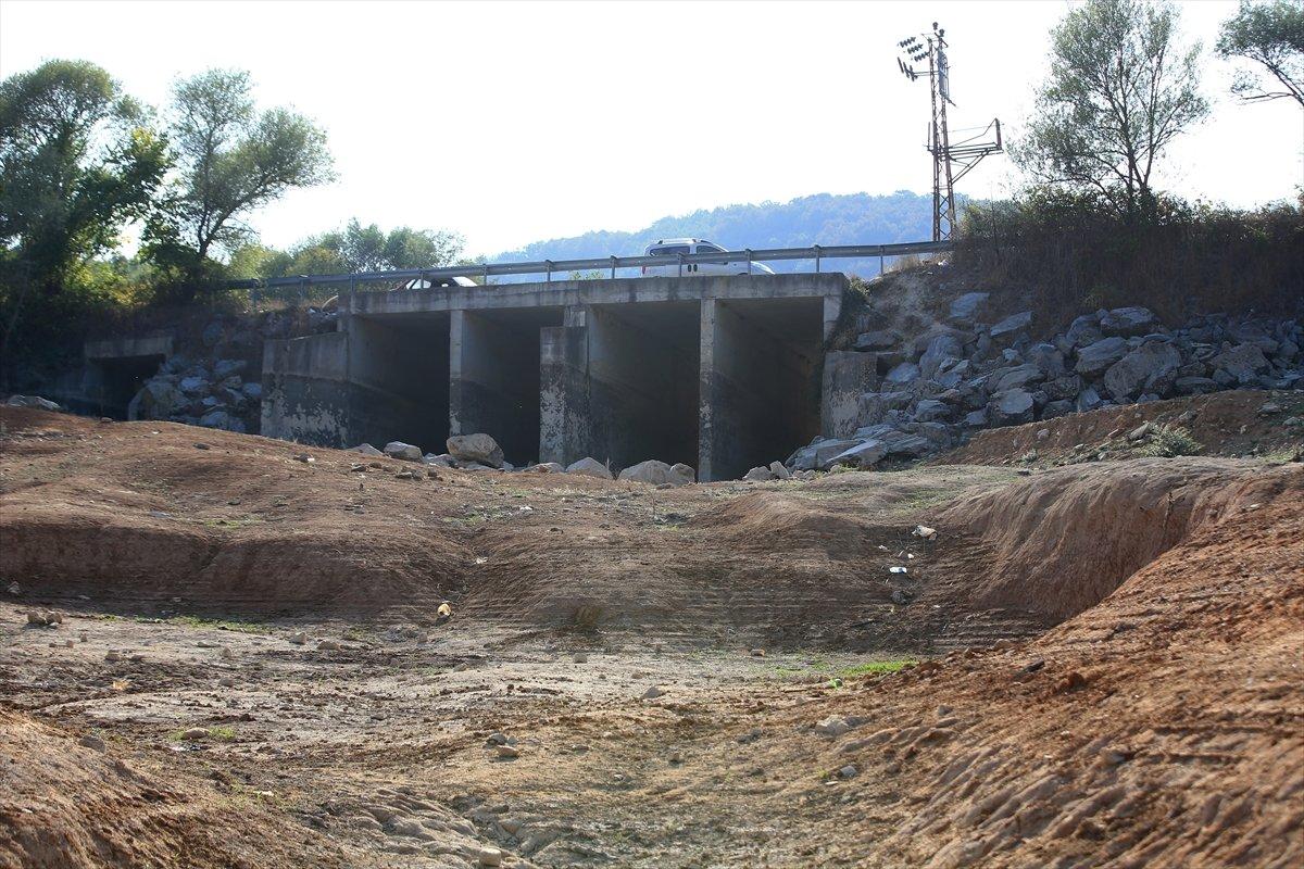 İstanbul a su sağlayan barajların seviyesi yüzde 58,83 e geriledi #17