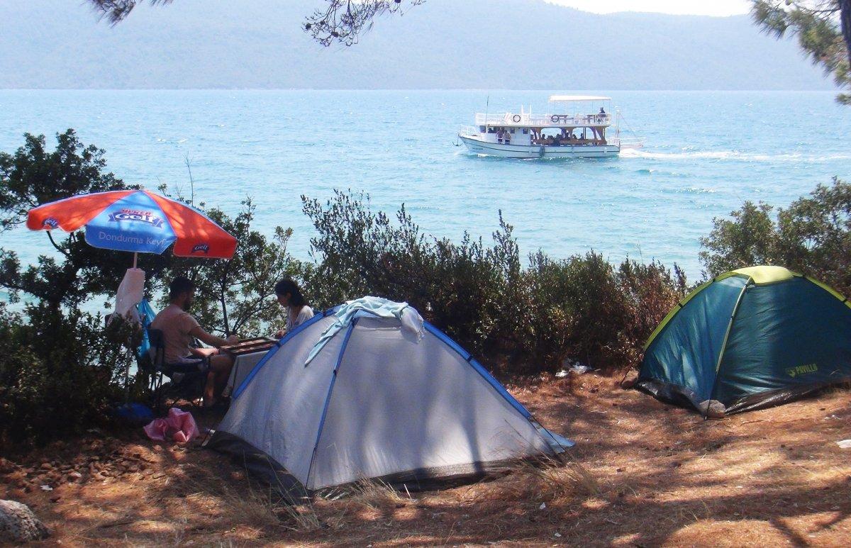 Salgın döneminde kamp malzemesi satışları yüzde 135 arttı #1