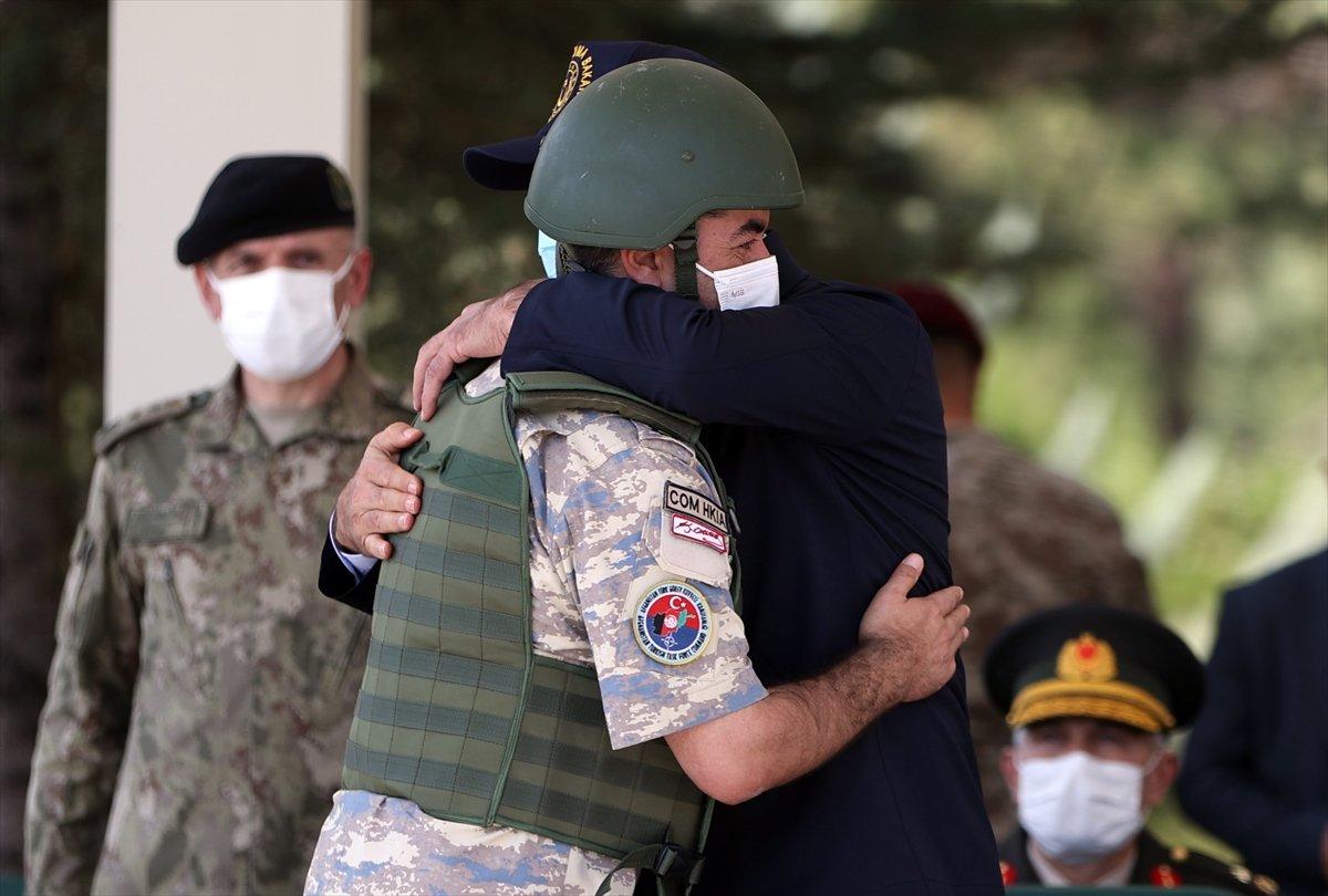 Hulusi Akar: Mehmetçik, Afganistan da görevlerini başarıyla icra etti #8