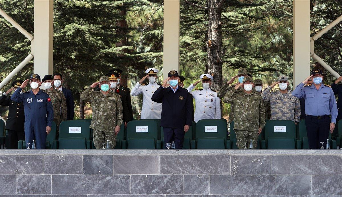 Hulusi Akar: Mehmetçik, Afganistan da görevlerini başarıyla icra etti #11