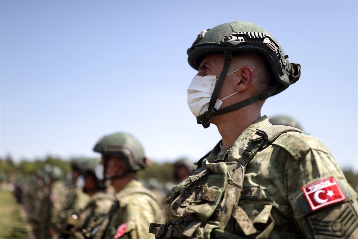 Hulusi Akar: Mehmetçik, Afganistan da görevlerini başarıyla icra etti #14