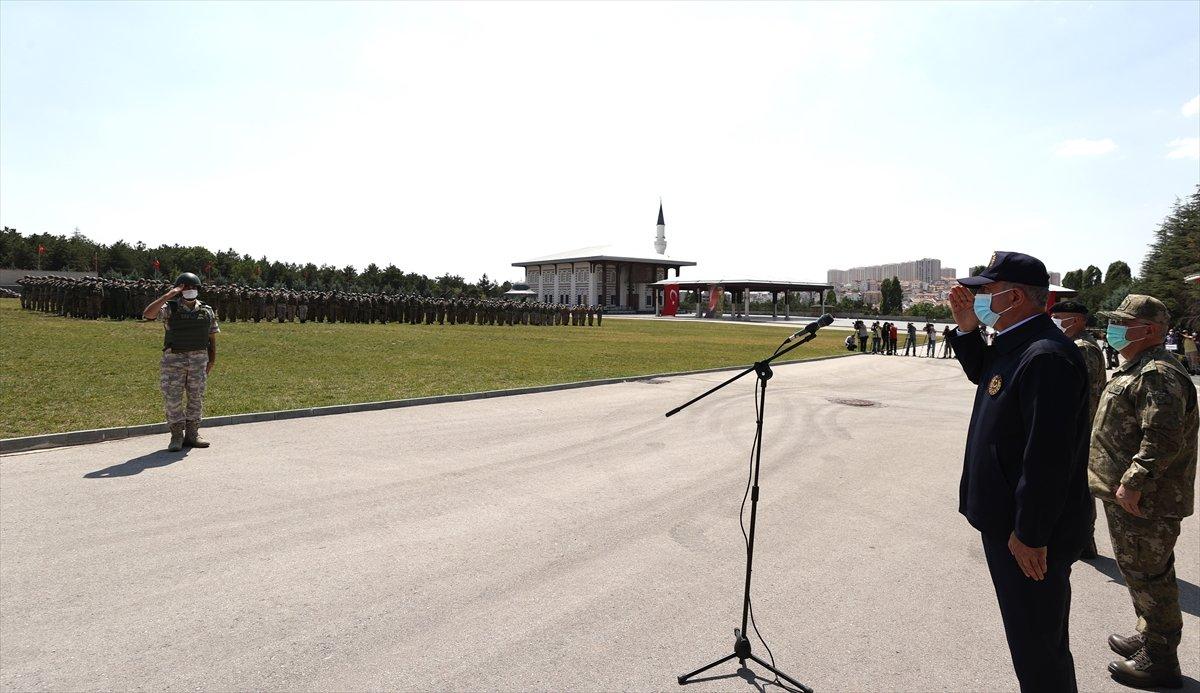 Hulusi Akar: Mehmetçik, Afganistan da görevlerini başarıyla icra etti #1