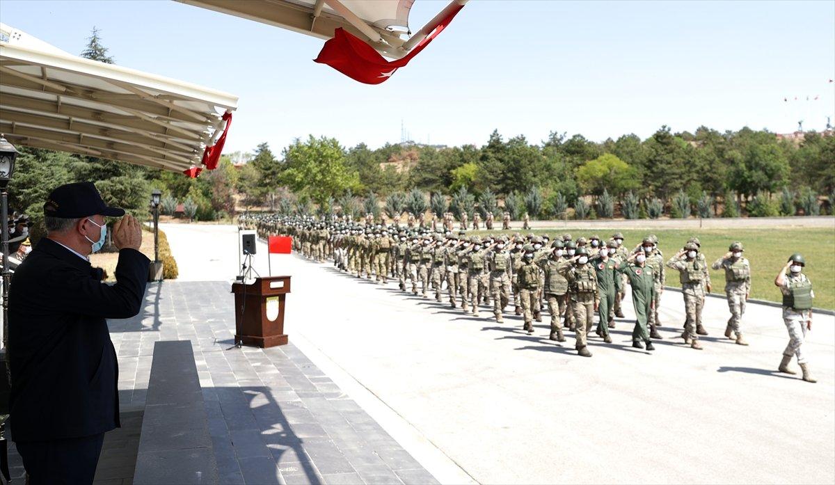 Hulusi Akar: Mehmetçik, Afganistan da görevlerini başarıyla icra etti #9