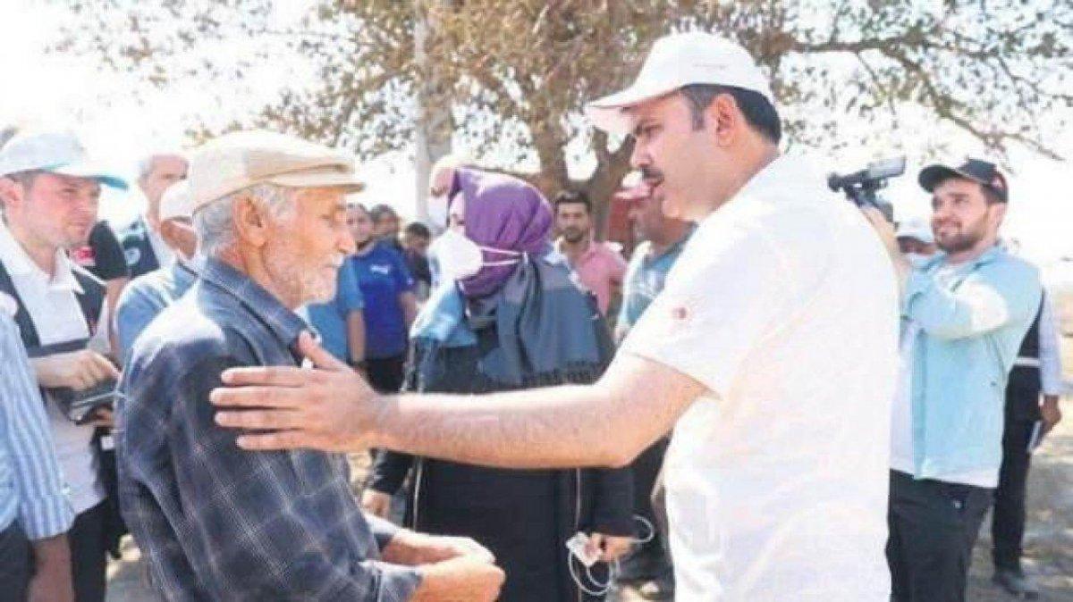 Antalya da yangından etkilenen yaşlı çiftin evi 15 günde yapıldı #4