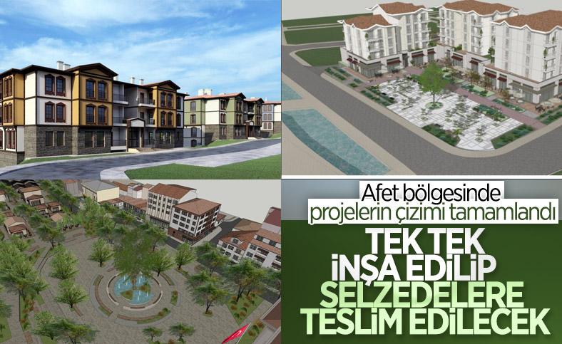 Murat Kurum: Sel mağdurları yeni evlerine en kısa sürede yerleştirilecek