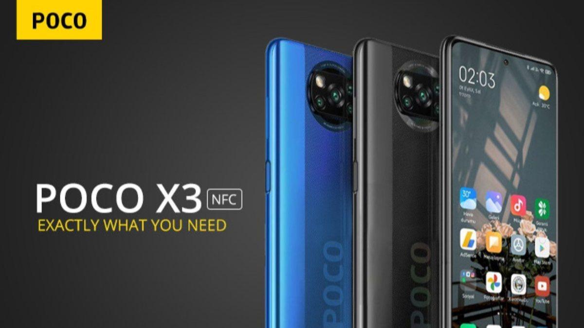 Xiaomi POCO X3 için MIUI 12.5 güncellemesi Türkiyede yayınlandı