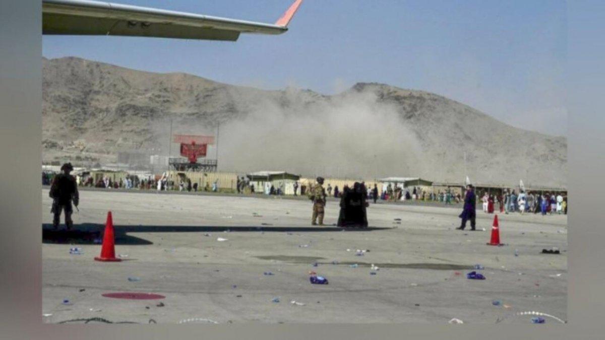 ABD, Kabil saldırısına misilleme olarak DEAŞ ı vurdu #2