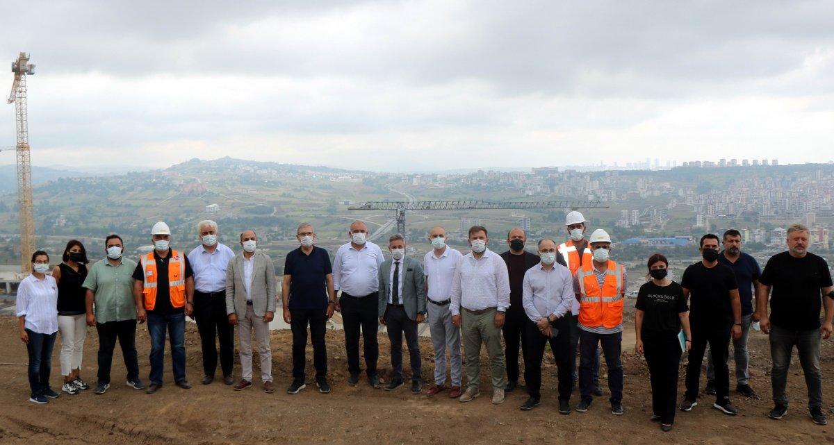 Samsun Şehir Hastanesi, adım adım inşa ediliyor #9