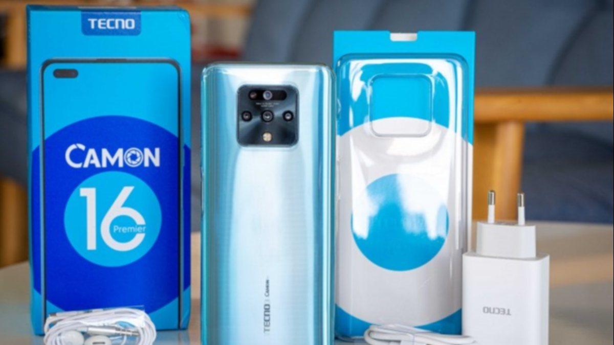 Türkiyede üretilen TECNO CAMON 16 satışa çıktı: İşte fiyatı