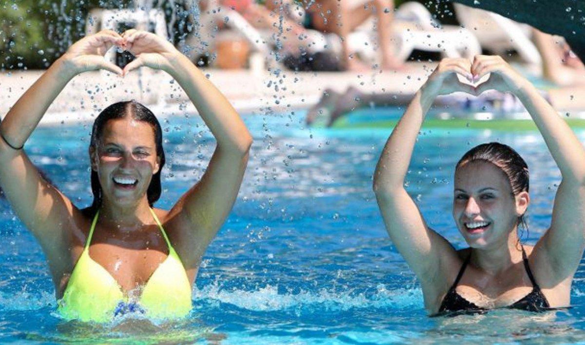Antalya da turist sayısı 5 milyonu geçti #1